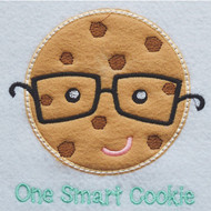 Smart Cookie Applique