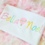 Bella Font Set