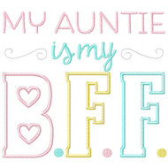Auntie is my BFF