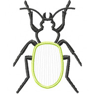 Beetle Applique