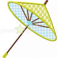 Japanese Umbrella Applique