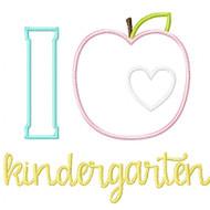 I Heart Kindergarten