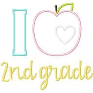 I Heart 2nd Grade