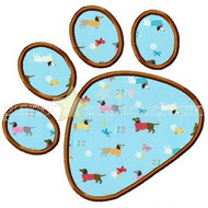 FREE Pet Paw Print Applique