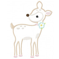 Little Doe Applique