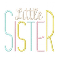 Simple Sister Set