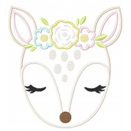 Sweet Fawn Applique