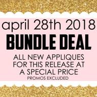 Deer and Swan Bundle-APRIL28TH 2018