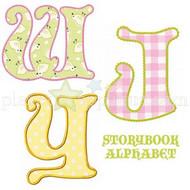 Storybook Alphabet Font