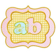 Baby Patch Applique