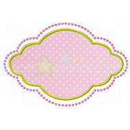 Kaleigh Frame Applique