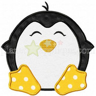 Baby Penguin Applique