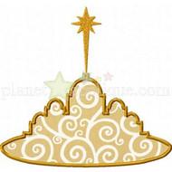 Bethlehem Applique
