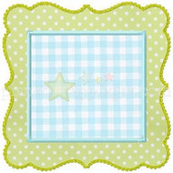 Mia Frame Applique