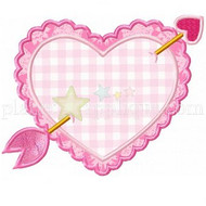 Lovestruck Applique