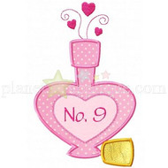 Love Potion No 9 Applique