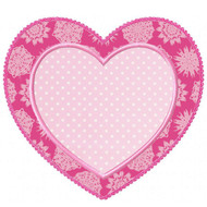 Heart Patch Applique