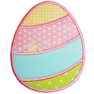 Easter Egg Applique Collection