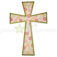 Cross Applique Design