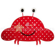 Crab Applique