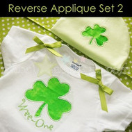 Reverse Applique Set 2