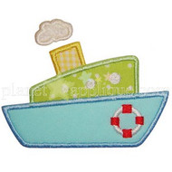 Steamboat Applique