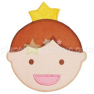 Birthday Prince Applique