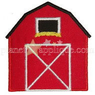 Barn Applique