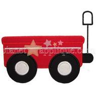 Wagon Applique