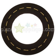 Circle Road Applique