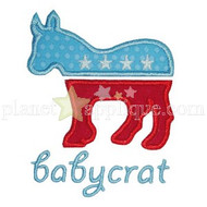 Babycrat Applique