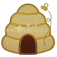Beehive Applique