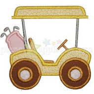 Golf Cart Applique