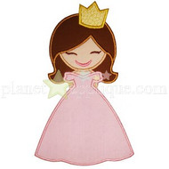 Princess Applique