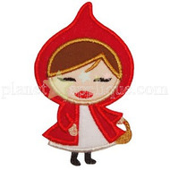 Red Riding Hood Applique