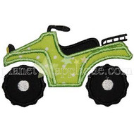 Four Wheeler Applique