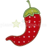 Hot Pepper Applique