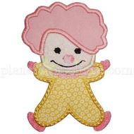 Clown Applique