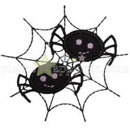 Spider Web Applique