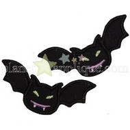 Bats Applique
