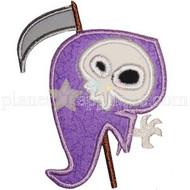 Grim Reaper Applique