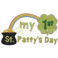 My 1st Pattys Day