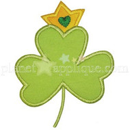 Irish Princess Applique