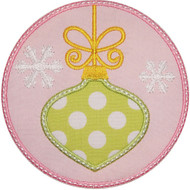 Ornament Patch Applique