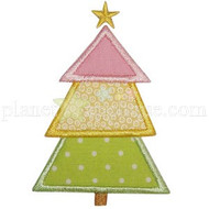 Christmas Tree 2 Applique