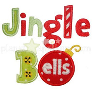 Jingle Bells Applique