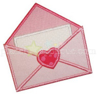 Love Letter Applique