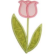 Easter Flower Applique