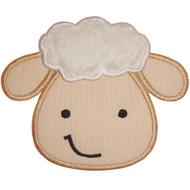 Lamb Face Applique