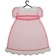 Easter Dress applique